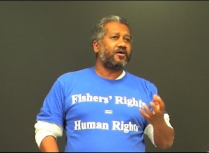 Naseegh Jaffer co-chair of the World Forum of Fishing Peoples