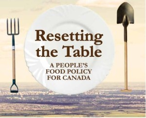 You can download a copy of the People's Food Policy from http://bit.ly/K7cfpwY