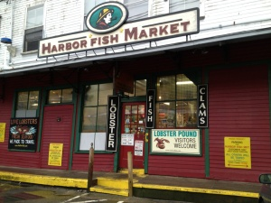 Harbor Fish Market, Portland, ME