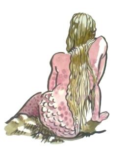 Alaria mermaid